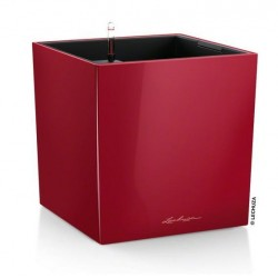 LECHUZA Cube collor red