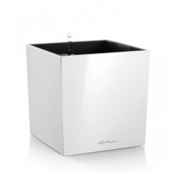 LECHUZA Cube collor white 40
