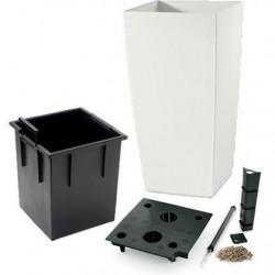 LECHUZA cubico collor 22 white